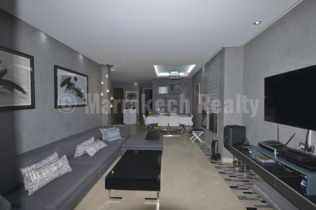 Bel appartement de 2 chambres à louer dans une résidence de qualité
