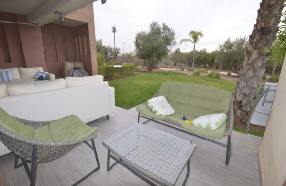 Modern 2 bedroom appartment for rent close to downtown Marrakech