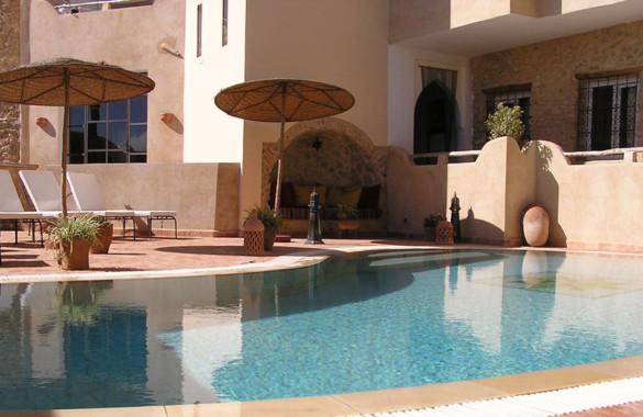 Charmant hôtel avec vue mer à vendre au sud d'Essaouira