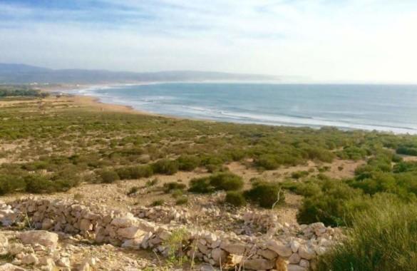 Terrain exceptionnel en front de mer à vendre à Essaouira