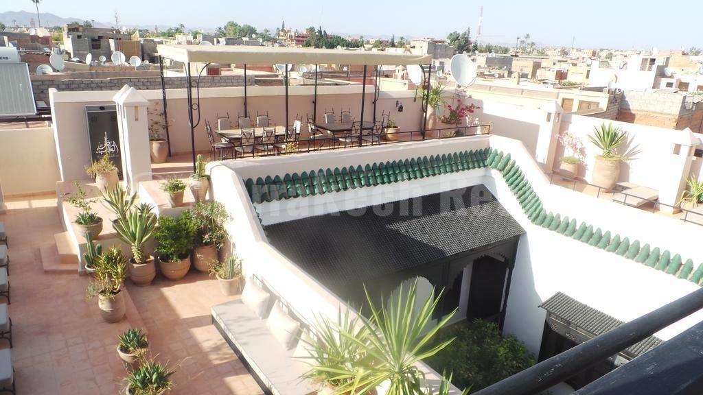 A la vente: authentique Riad du 19ème siècle exploité en Maison d'Hôtes