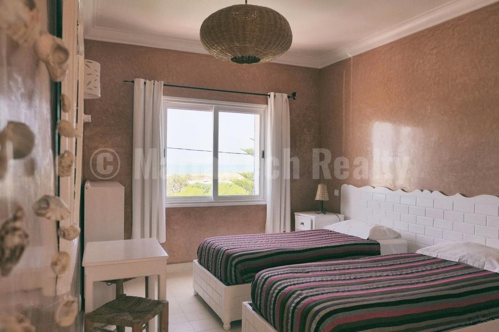Charmant Hôtel en bord de mer à vendre au sud d'Essaouira