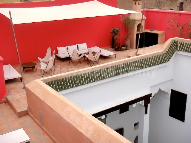 Superbe Riad rénové du 18 ème siècle à vendre au cœur de la Medina