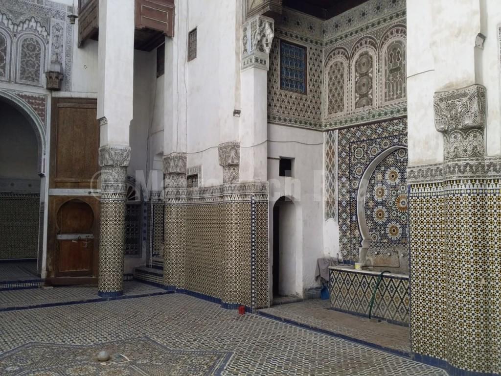 Exceptionnel Riad historique à rénover à Fès : superbe opportunité !