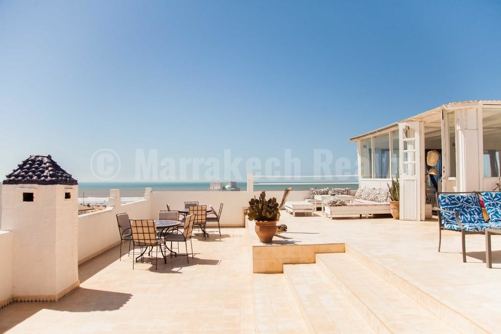 Just listed: casual and homely waterfront Hotel south of Essaouira