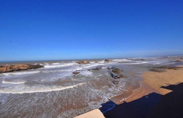 Riad rénové de 3 chambres à Essaouira avec vue mer imprenable