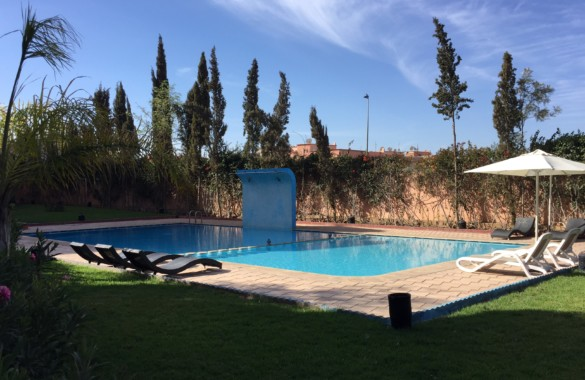 Superbe duplex meublé à vendre à proximité de Marrakech