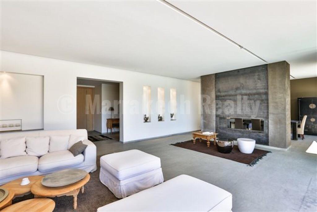Superbe opportunitépour cette villa contemporaine à proximité de Marrakech