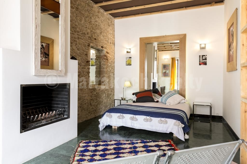 Superbe Riad rénové – maison de ville à vendre en Medina d'Essaouira