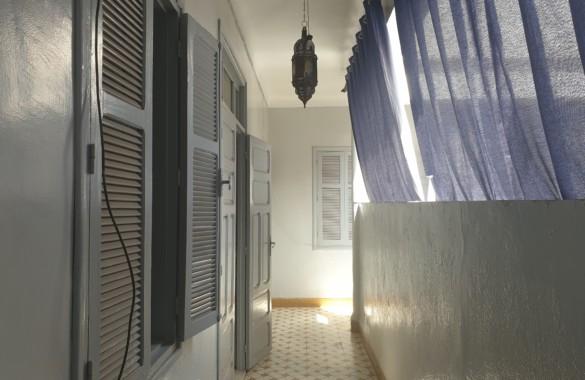 Riad à rénover avec accès voiture: idéal pour projet commercial
