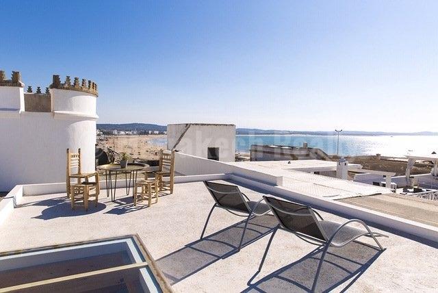 Superbe appartement-terrasse avec vue mer exceptionnelle