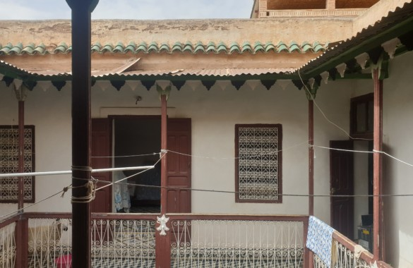 Lovely Riad to renovate in the most sought after district of the Medina