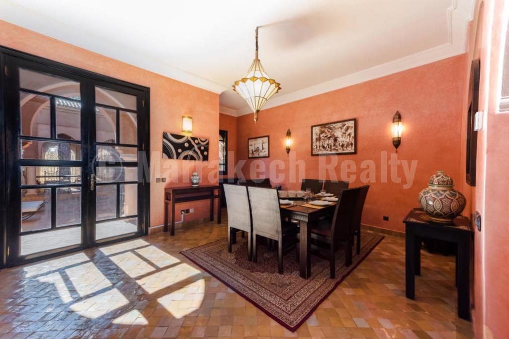 Confortable Villa-Riad à louer à proximité de Marrakech