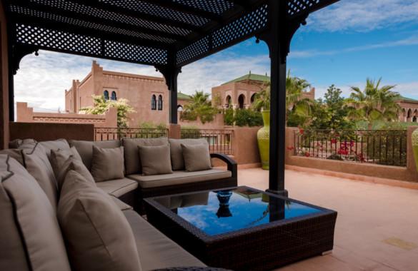 Villa Riad à louer  en longue durée à proximité de Marrakech