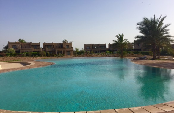 Pleasant 4 bedroom villa for rent long term 20 minutes from Marrakech