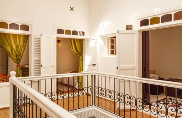 Sweet renovated 4 bedroom Riad at Essaouira seeks new owner