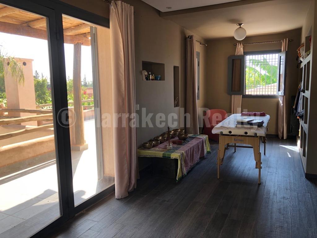 Charmante maison de village à vendre aux portes de Marrakech
