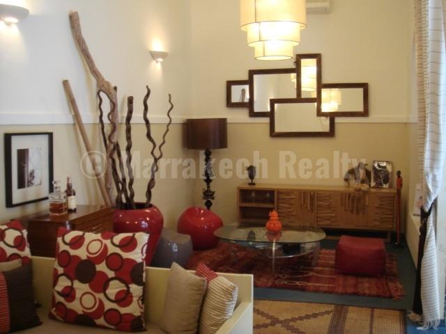 This exquisite 3 bedroom designer Riad just hit the market