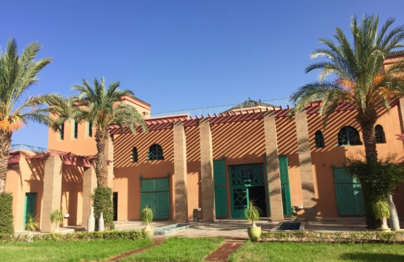 Just listed:  a sizeable villa on one hectare close to Marrakech