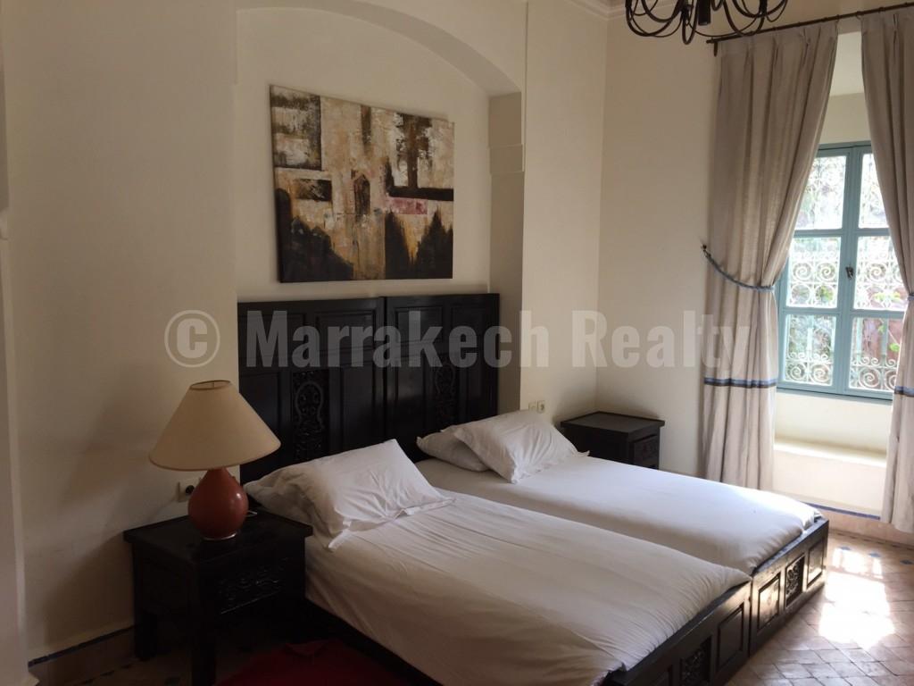 Très belle villa de charme à vendre à Marrakech
