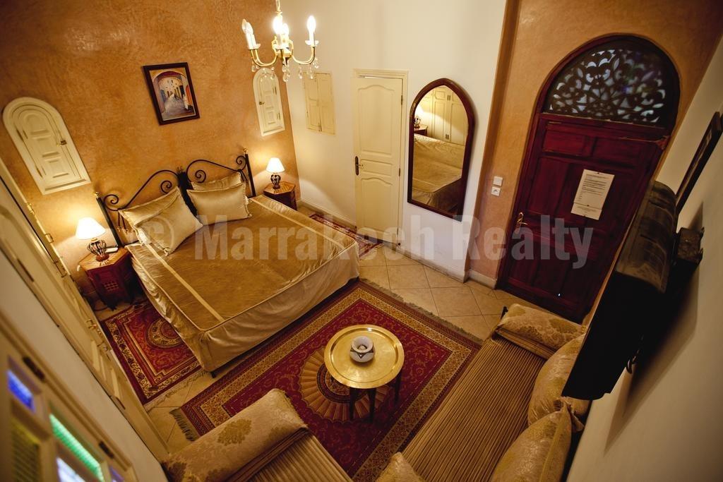 Superbe opportunité: vaste Boutique-Riad de 20 chambres idéalement situé
