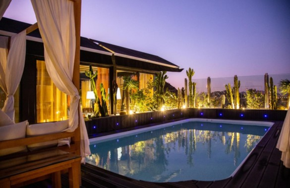 Bel appartement avec terrasse à louer au coeur du quartier Gueliz