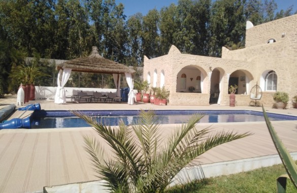 Maison de charme 5 chambres à vendre à proximité d'Essaouira