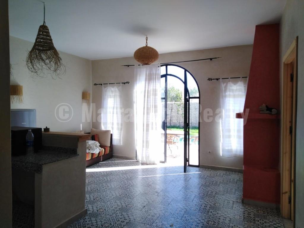 Rare Maison d'Hôtes à vendre a seulement 8 km d'Essaouira