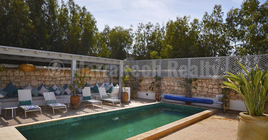 Superbe villa de 4 chambres à vendre dans un secteur recherché à Essaouira