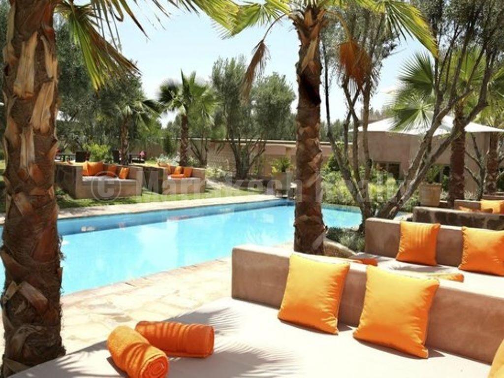Superbe Boutique hôtel de 12 suites à vendre à proximité de Marrakech