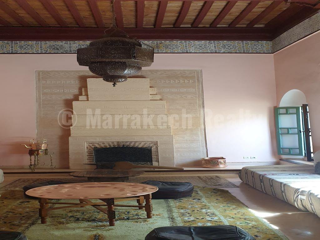 Beau Riad de 5 chambres à vendre en Medina de Marrakech