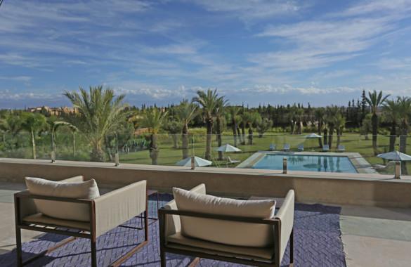 Villa de prestige à vendre à proximité de Marrakech