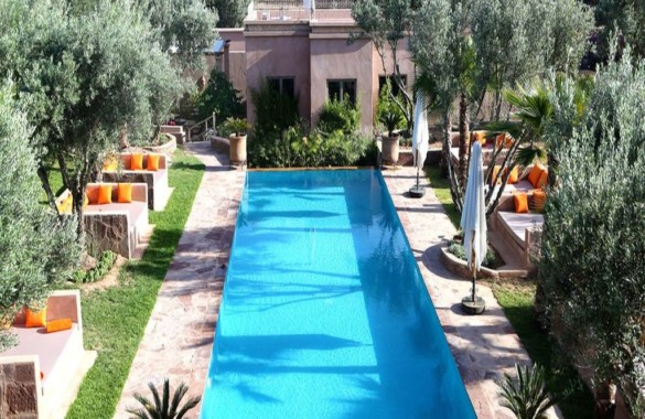Standout 12 suites Boutique-Hotel for sale close to Marrakech