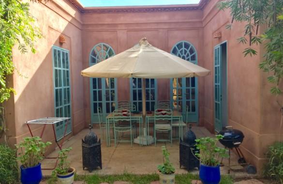 Villa de charme de 3 chambres dans un domaine privé
