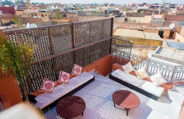 Cosy Riad de 5 chambres avec spa idéalement situé