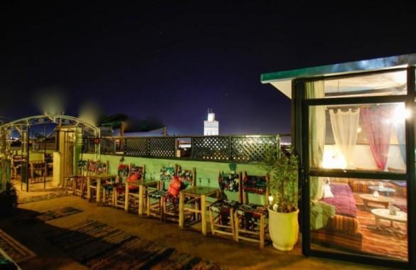 Riad Maison d'Hôtes de 26 chambres à vendre dans un quartier touristique