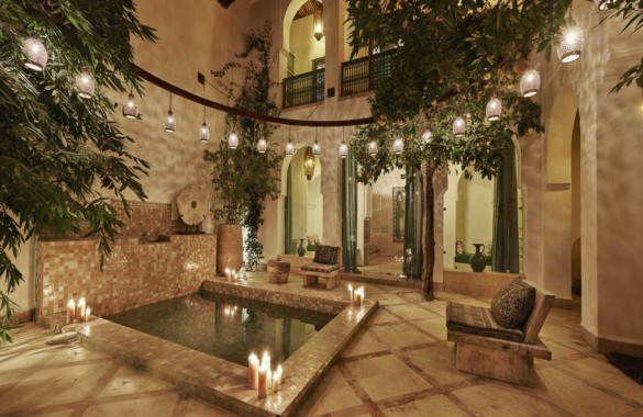 This ultimate stylish 12 suite Boutique Riad is just up for sale
