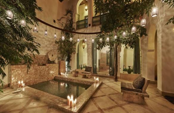 Exceptionnel Boutique Riad de 12 suites confidentiellement à la vente