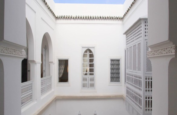 This delightful 5 bedroom renovated Boutique-Riad just hit the market