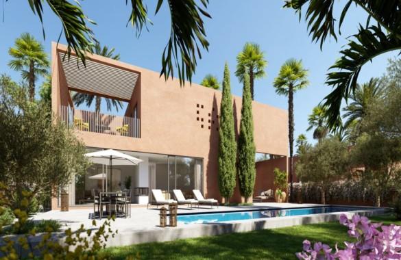 Charmante villa de 4 chambres dans un nouveau domaine privé