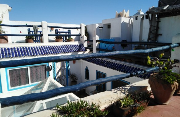 Sweet 6 bedroom Guest-House Riad in the Medina: just up for sale