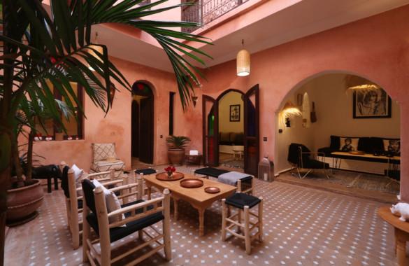 Charmant Riad de 3 chambres à quelques pas de Jemaa el Fna