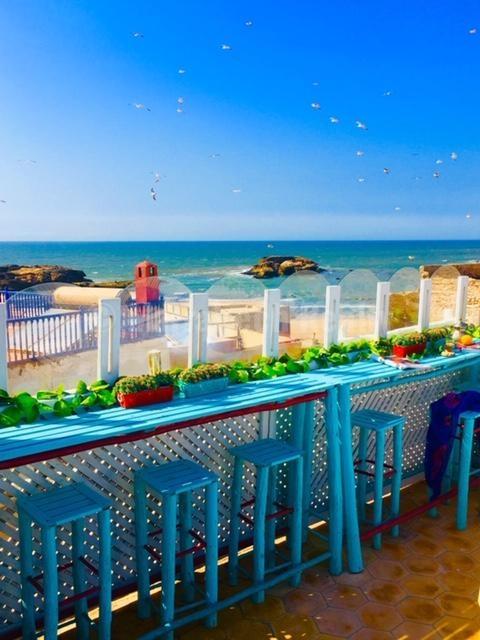 Riad rénové original de 10 chambres avec vue sur l'océan