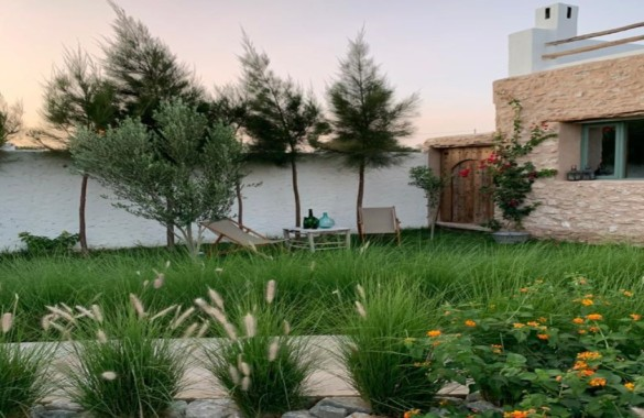 Lovely traditional 2 bedroom house for rent long term in Essaouira