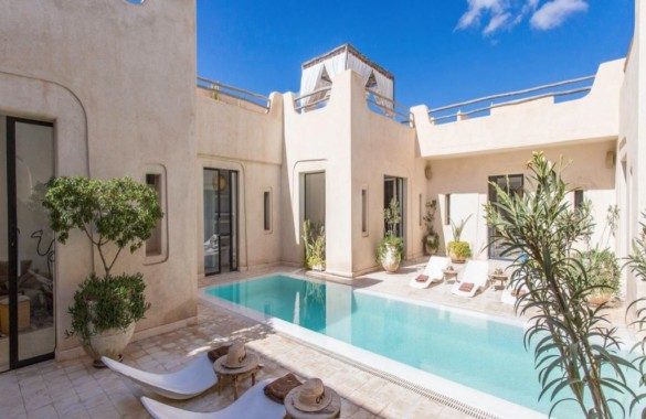 Rare villa de 3 chambres à vendre à proximité de Marrakech