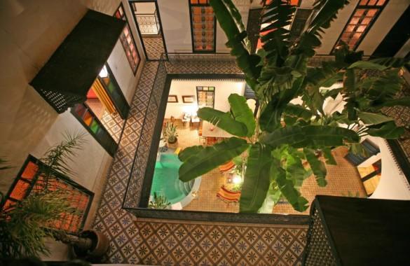 Riad Maison d'Hôtes de 6 chambres avec superbe emplacement