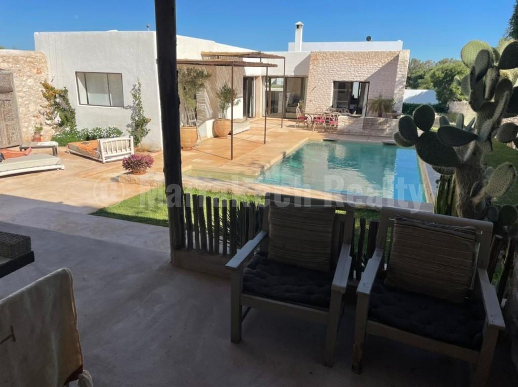 Charmante maison moderne à vendre à 8 km d'Essaouira