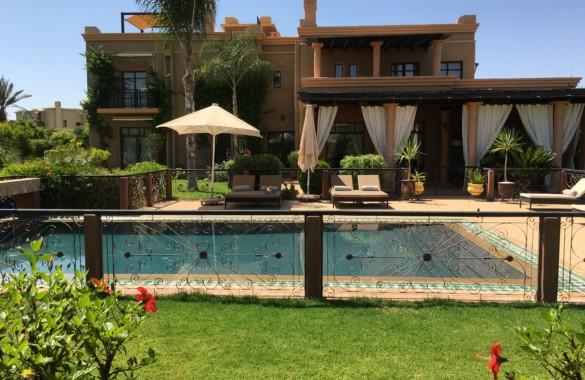A vendre villa  de 5 chambres sur Golf