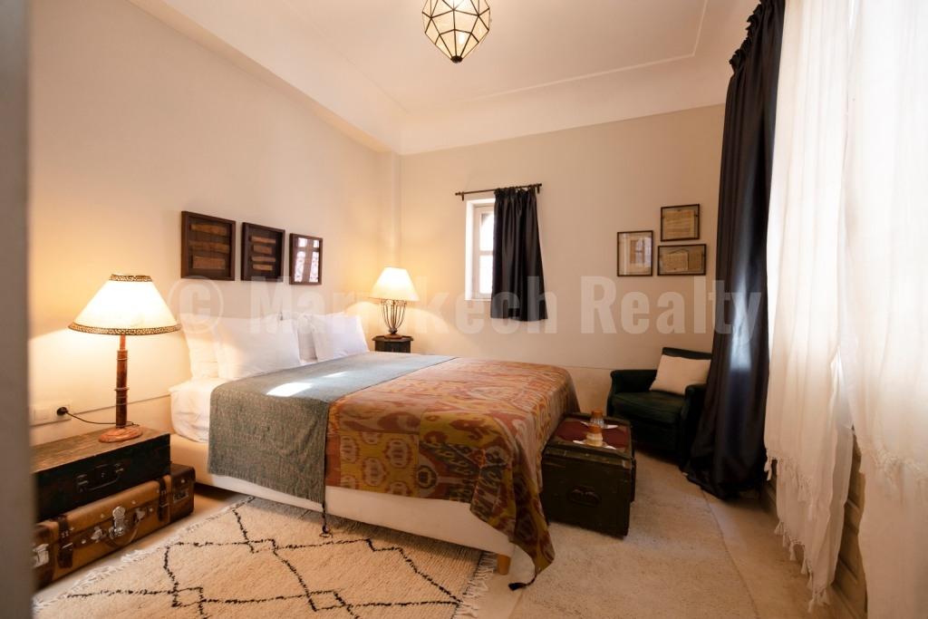 Charmant Riad rénové de 3 chambres avec superbe emplacement