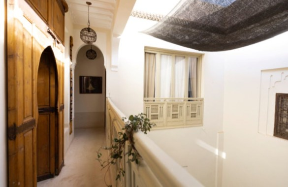 Lovely renovated 3 bedroom Riad with prime location